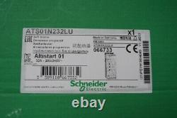 Schneider Telemecanique Sanftstarter Soft-Starter ATS01N232LU 32A/7,5KW 066733