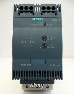 Siemens 3RW3046-1BB04 45kW 80A 200-480V E05 Sanftstarter Softstarter -unused