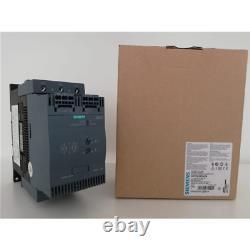Siemens 3RW30472BB14 Softstarter Sirius S3 200-480VAC 106A 55KW Aus 110-230VAC/