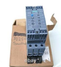 Siemens 3RW4037-1BB04 Sanftstarter Softstarter 63A 30KW