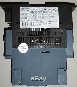 Siemens Sanftstarter Soft-Starter, 22KWith45A, AC 200-480V, AC/DC 24V, 3RW4036-1BB04