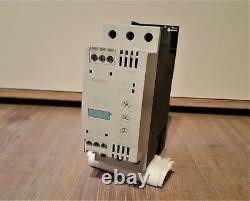 Siemens Sanftstarter Soft-Starter, 38A 18,5kW // 3RW3035-1AB14