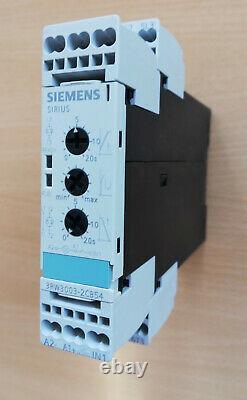 Siemens Sanftstarter Soft-Starter, 3RW3003-2CB54,1,1kWith200-400V/AC, 24-230V/AC/DC