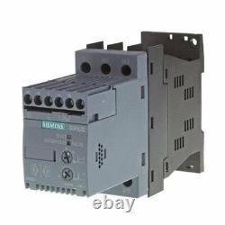 Siemens Sanftstarter Soft-Starter, 4KW, 200-480V/AC, 9A, 3RW3016-1BB04, OVP, 3RW