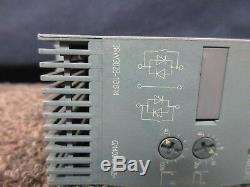 Siemens Sirius AC Motor Soft Starter 3RW3028-1BB14 S0 38A 18.5 kW PM300 PLM New