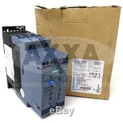 Soft Starter 3RW4038-1BB14 Siemens 200-480VAC 72A 37kW 3RW40381BB14