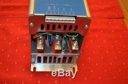 Soft Starter 60 Hp 72 Amp 480 Volt 3 Phase Solcon RVS Solid State Motor Start