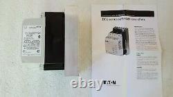 Soft Starter, Eaton DS6-34DSX099N0-N, 3Ph, 99A, 200-460VAC, 50/60HZ