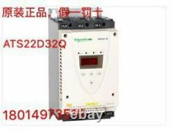 Soft starter ATS22D32Q power 15KW three-phase 230-440V, 32A