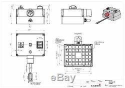 Softstarter 7,5kW mit Hauptschalter, Nr. 0098.4175