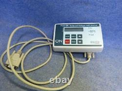 Solcon RVS-DX Reduced Voltage Soft Starter Control Panel