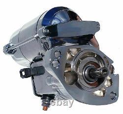 Starter per Harley Davidson FLHTC 1340 Ccm 1450cc Cromato