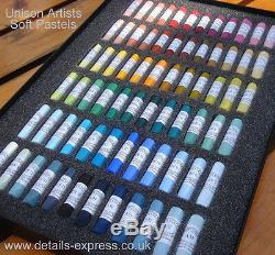 Unison Artist Soft Pastel 72 Full Stick Starter Set