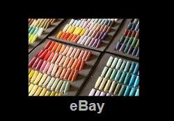 Unison Soft Pastels Hand Rolled Half/Full Sets, 12, 16, 18, 30, 63, 72, 120