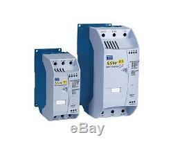 WEG SOFT STARTERS SSW05 Series SSW050045T2246EPZ 45A 15HP/230V 30HP/460V LOOK