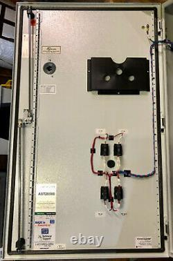 Xylem Centripro Aquastart Ast20500 40-50 HP 130 Amps With Weg Ssw07 Soft Starter