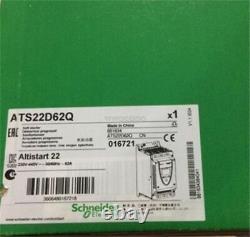 1pc Nouveau Schneider Soft Starter Ats22d62q Oz
