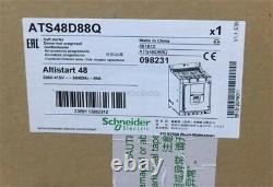 1pc Schneider Soft Starter Ats48d88q Rs