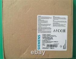 1pc Siemens Soft Starter Nouveau 3rw4027-1bb14 Bu