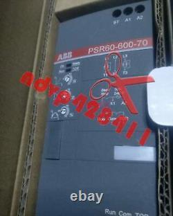 1pcs Nouveau Abb Soft Starter 30kw Psr60-600-70