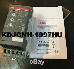 1pcs Nouveau Abb Soft Starter Avec Protection Du Moteur Fonction Psr9-600-70 Puissance 4kw