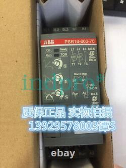 1pcs Nouveau Psr16-600-70 Soft Starter Control Tension D'alimentation 100-240 Vac