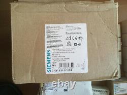 9 Siemens Sirius Soft-sanft-starter 18,5 Kw 3rw3028-1bb14- 15kw 3rw3027-1bb14