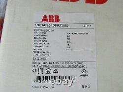 Abb 3 Phase Soft Start Pstx Avancée Gamme Softstarter 55kw Onduleur Abb 8523592