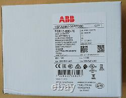 Abb Sanftanlasser Psr12-600-70, Softstarter, 5,5kw, 100-240vac, Ovp, 1sfa896106r7000