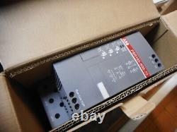 Abb - Soft Starter - 208.600vac - 105amps - 55kw - Psr105-600-70