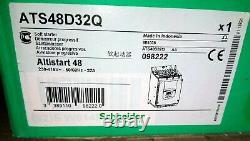 Alistar 48 Ats48d32q Avviatore Progressivo Soft Starter Asynchrone Motor Unit