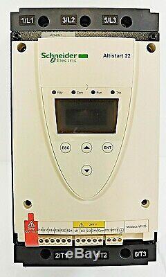 Ats22d88s6 Schneider Electric Altistart 22 Le Démarreur Progressif