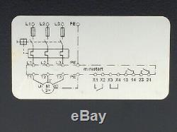 Dold Ministart Softstarter Gc9012 400v Ac 1.5kw 0045210