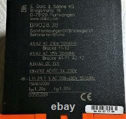 Dold Sanftanlaufbremsgerät Soft Starter Bi9028.38 3ac200-480v 0055209 Nouvelle Boîte