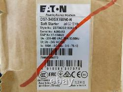 Eaton Nsb Ds7340sx160n0 N-soft Starter 160a 480vac 50 / 60hz 3 Ph 125 HP