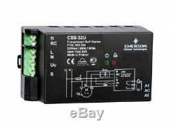 Emerson Alco Css-32u Universal Compresseur Démarreur Progressif A / C 32a 1ph 240v 805204