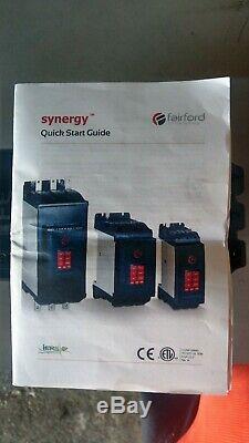 Fairford Synergy Soft Starter 22kw, 41a Sgy-109-4-01 Nouveau