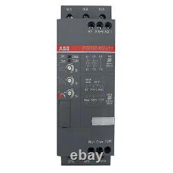 Habb Psr37-600-70 Soft Starter 37a 18.5kw Nouveau