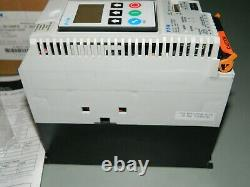 New Eaton S811+n66p3s 66 Amp 60 HP S811 S811+ Soft Starter 3phase 600 Vac Drive