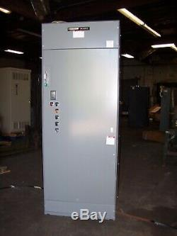 New Square D 300 HP Soft Start Controller Cabinet Ats48c41y Lc1f400 Mjl36600