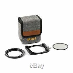 Nisi Filtres 75mm Starter Kit Cpl Nc (m75 Holder + Soft Gnd8 + Nd64 + Nd1000)