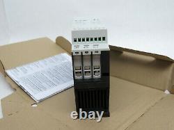 Nouveau Eaton Nsb Ds7-340sx032n0-n Soft Starter 32a 200-480vac 50/60hz 3ph 20hp (vn)