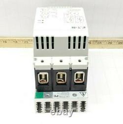 Nouveau Moeller Eaton 30 HP Soft Starter 200-460 Vac 3 Ph 24 VDC Ds6-340-22k-mx