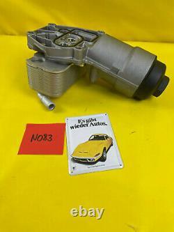 Nouveau + Original Opel Frontera B Omega B 2,0 2,2 Oil Cooler Oil Filter