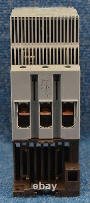 Nouveau Siemens 3rw3047-2bb04 Sirius Soft Starter S3 106 A 55 Kw 400 V