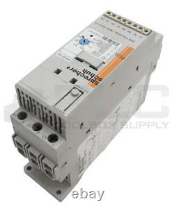 Nouveau Sprecher + Schuh Pcs-037-600v Ser B Soft Starter 3ph 200-600v 50/60hz