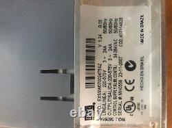 Nouvelle Weg Soft-starter Exssw070024t5 Ligne220-575v Charge220-575v 24a