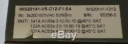 Numérique Soft Starter, 141amp, Ims20141-v5-c12-f1-e4, Aucom, Made In Nouvelle-zélande