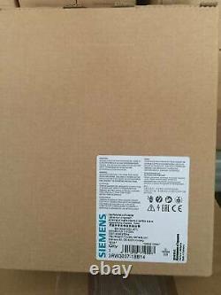 One Nouveau Démarreur Souple Siemens 3rw3037-1bb14 3rw30371bb14