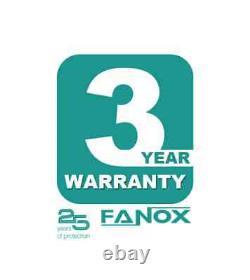 Panneaux De Protection De Pompe En 3 Phases Fanox Avec Démarreur Souple Sans Capteur De Niveau